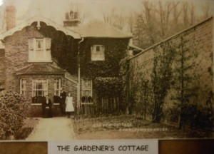 Gardener's Cottage THEN