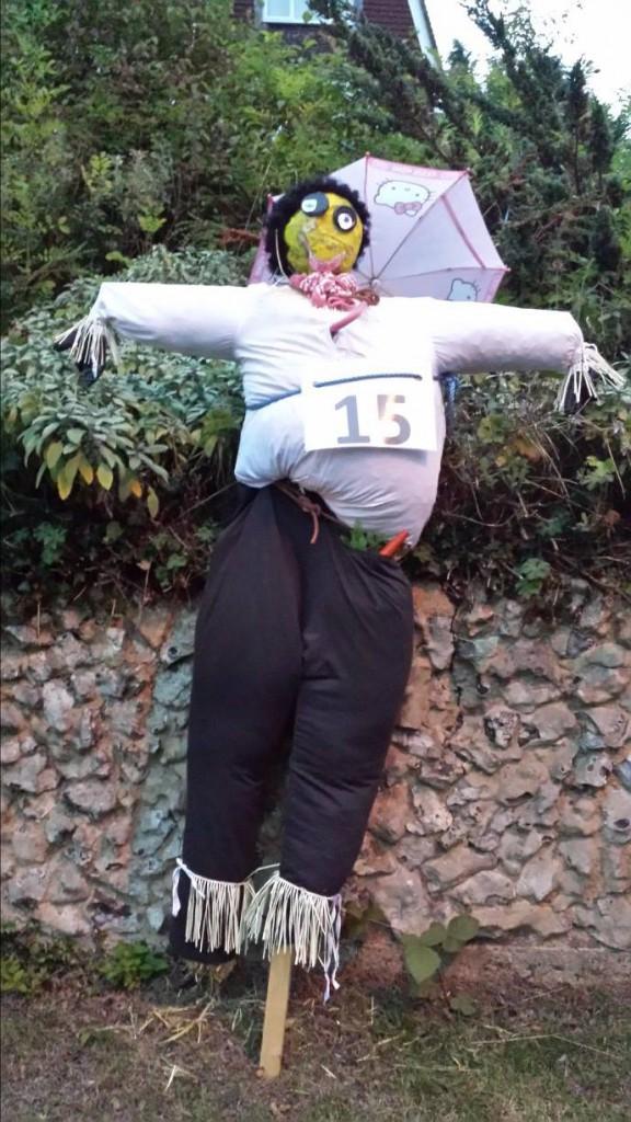 Chorleywood Magazine Scarecrow Trail – the entrants
