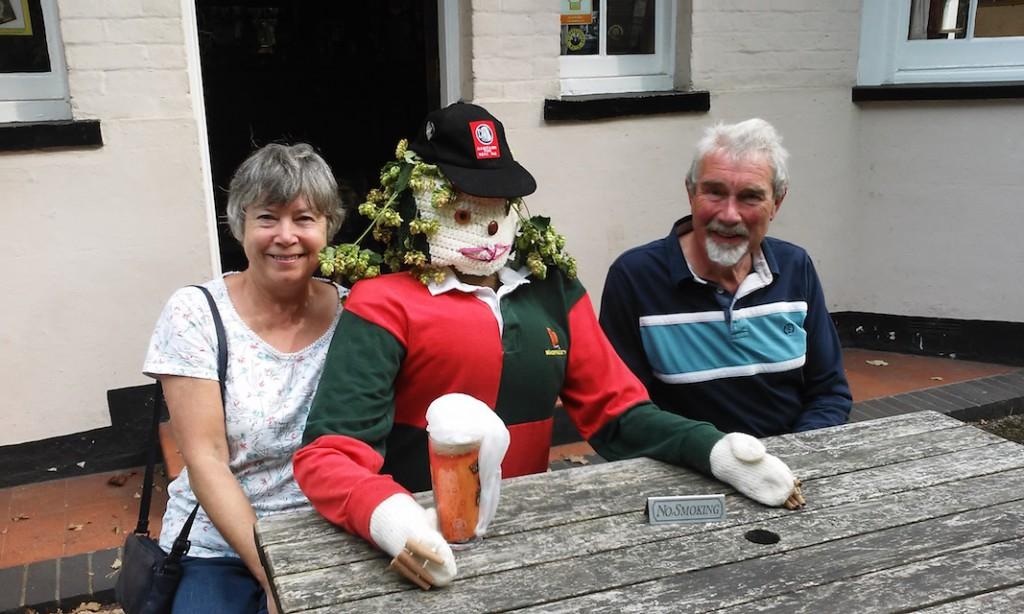Chorleywood Magazine Scarecrow Trail followers