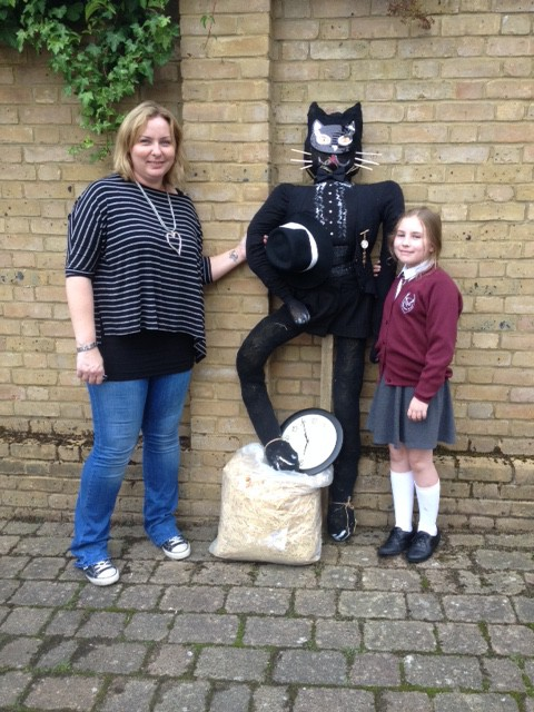 CW Magazine Scarecrow Trail – the makers
