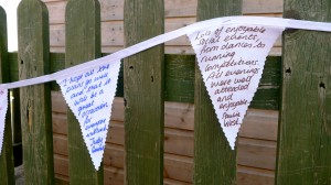 CWPS 100 Bunting