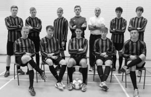 First X! Football team 2014