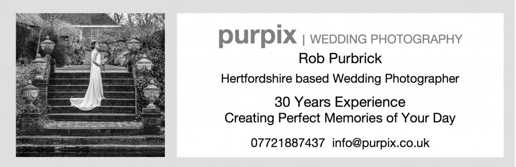 Purpix Wedding ad