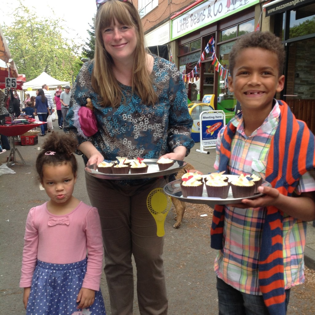 Chorleywood goes French for a day