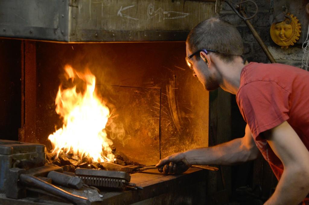 Blacksmith Peter Williamson
