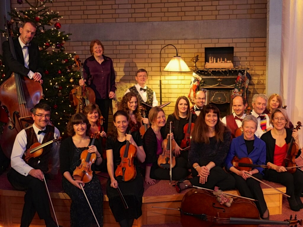 Kings chamber orchestra christmas concert chorleywood for Chambre orchestra