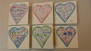 Christ Church School cards